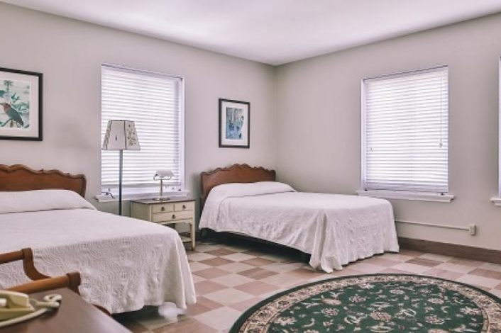 Two Double Beds Guestroom