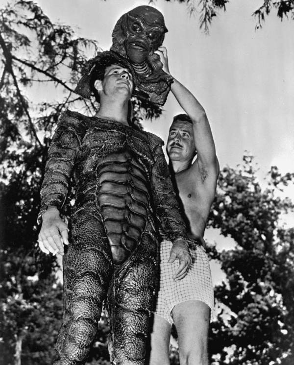 Creature from the Black Lagoon Released (March 5, 1954